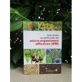 Une année au jardin avec les micro-organismes