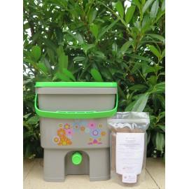 Pack fabrication compost Bokashi