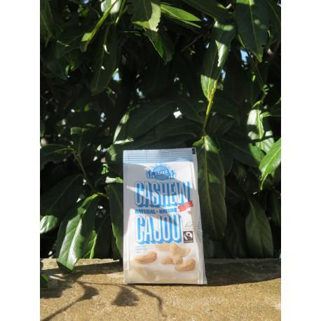 Noix de cajou non grillées, nature, 120 g bio