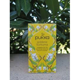 Tisane Or de Curcuma - Goldene Kurkuma, bio - Pukka