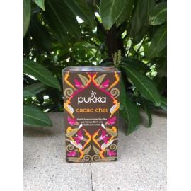 Tisane Cacao Chai, Bio - Pukka