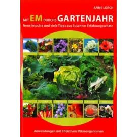 Mit EM durchs Gartenjahr