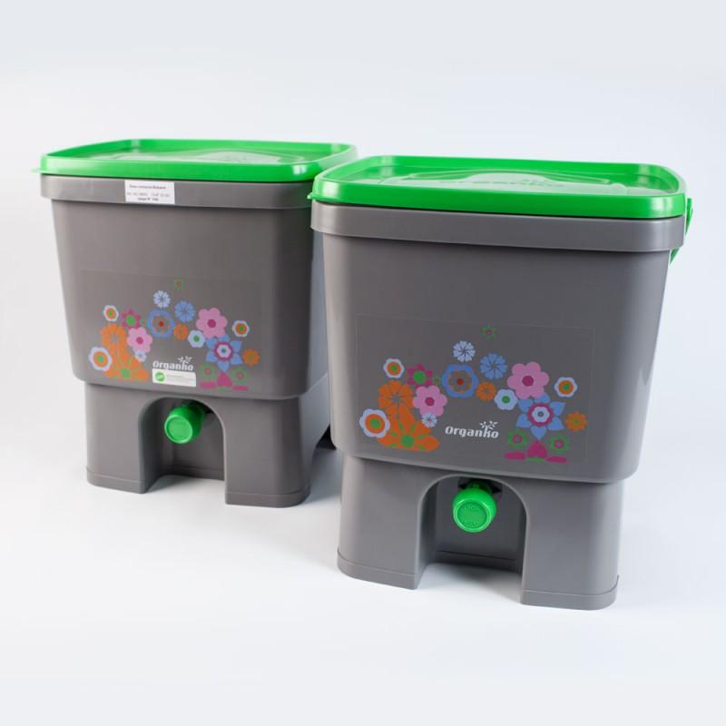 Seau compost bokashi compost naturel compost bio - Seau a compost pour cuisine ...