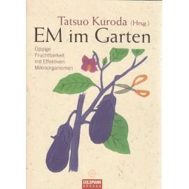 EM im Garten