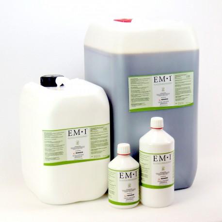 Micro-organismes efficaces EM‑1®, solution-mère, 0.5-25 l