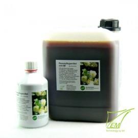 Produit de traitement des rosiers enrichi avec EM